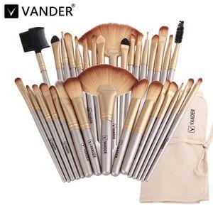 Professional 32 Piece Makeup Brush Set